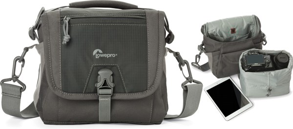 Lowepro topload kameravesker for speilrefleks