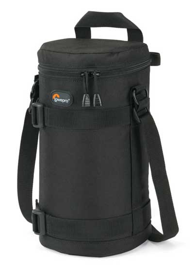 Lowepro lenscase beskyttende linseetuier