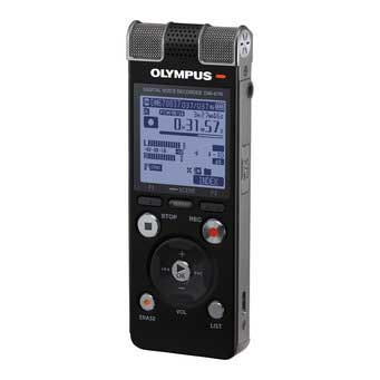 Olympus DS med Mp3