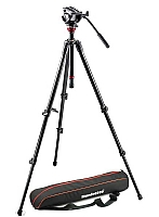 Manfrotto Video Kit MHV500AH,755XBK m/veske
