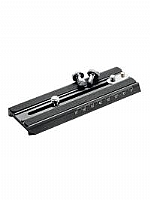 Manfrotto Adapter slidigplate 1/4-3/8 Lang til 501