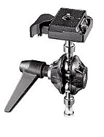 Manfrotto Tilt Top hode m/hurtigplate