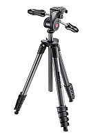 Manfrotto Compact Advanced Tripod Svart