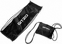 Gitzo anti støv bag 150x450 svart