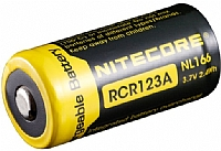 Nitecore batteri CR123 650mAh LI-ION