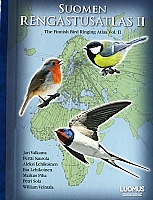 The Finnish Bird Ringing Atlas
