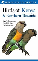 Field Guide to the Birds of Kenya and Northern Tanzania
