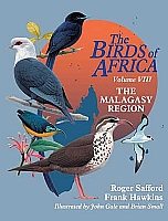 The Birds of Africa vol. 8.