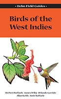 Field Guide to the Birds of the West Indies
