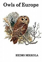 Owls of Europe