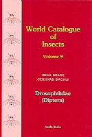 World Catalogue of Insects vol. 9.