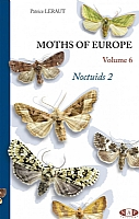 Moths of Europe Volume 6