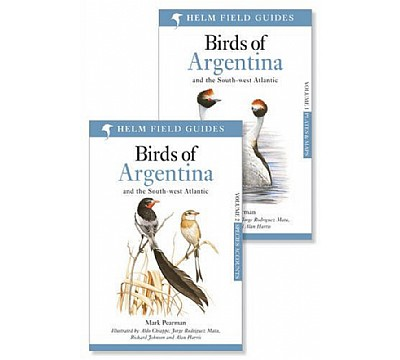 Birds of Argentina Volumes 1 & 2