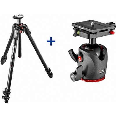 Manfrotto Kulehode MHXPRO-BHQ6 Magnesium