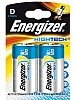 Energizer High Tech D 2-p LR20