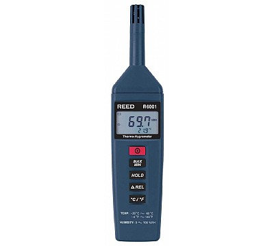 REED R6001 Thermo-Hygrometer