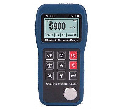 """REED R7900 Ultrasonic Thickness Gauge, 15.7"""" (400mm)"""